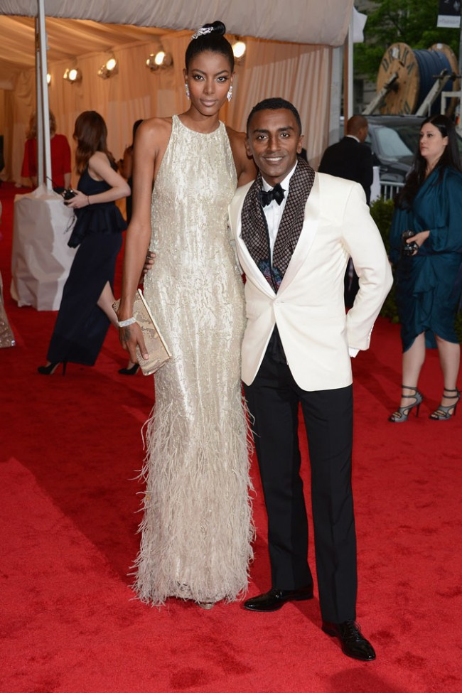 Being a World Class Chef Makes Height Irrelevant ... Marcus Samuelsson FTW